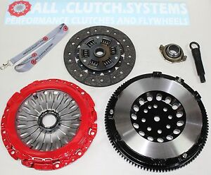 Acs Stage 1 Clutch Kit race Flywheel Fits Hyundai Tiburon 2 7l Gt Se