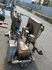 Quincy Qnwv 240 81 50hp Rotary Screw Air Compressor Adjustable Speed Drive