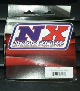 Nitrous Express 15938 2 2 5 Lb Motorcycle Fully Automatic Bottle Heater