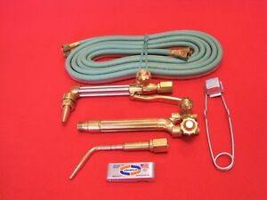 Welding Cutting Torch Uniweld Oxygen Acetylene Free Shipping