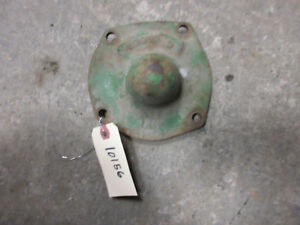 John Deere H Governor End Cap For Long Governor Shaft H396r