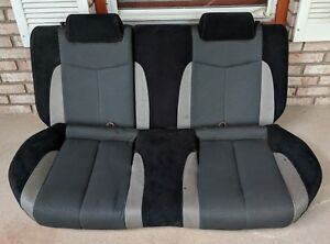 03 3 5 Mazdaspeed Protege Oem Back Seat Seats Msp Mp3 Protege Mazda