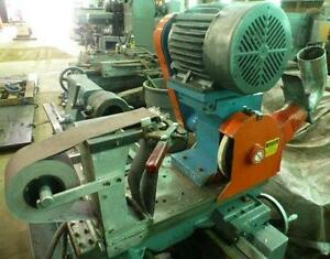 Lathe Polishing Attachment With Ac Drive Tb Woods