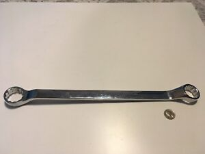 Mac Tool Offset Double Box End Wrench 32 30 Bom23032r