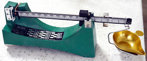 RCBS RELOADING POWDER SCALE 505 Manufactured by OHAUS