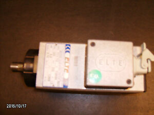 Elte Pe3 7 2 Spindle router Motor New