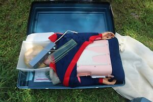 Laerdal Recording Resusci Anne Training Medical Manikin With Hard Case