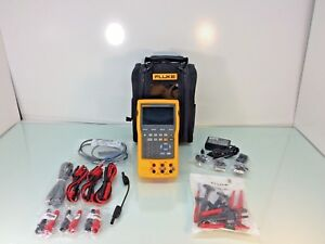New Fluke 754 Documenting Process Calibrator hart W Case Test Probes
