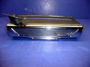 1961 62 Chevrolet Gm Original Accessory Under Dash Tissue Dispenser Ct31