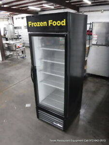 True Gdm 23f hc tsl01 One Glass Door Freezer Merchandiser Year 2017