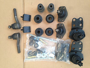 Ford Fairlane 1965 Performance Front End Suspension Rebuild Kit Ms Only
