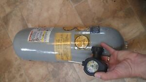 Luxfer 3000psi Carbon Scba Air Pack Bottle Cylinder Tank Msa 3000 Psi Smooth