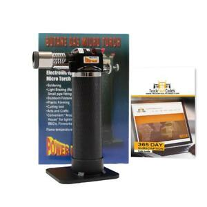 Power Probe Micro Torch Unit Only With Truck Fault Codes Ppmt