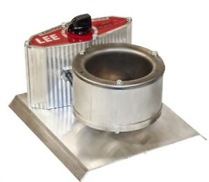 Lee Precision 90021 Melter Grey Easily Handles 4-cavity Molds Works Quickly $51.71