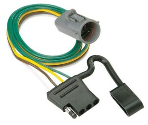 Trailer Wiring Harness For 95 01 Ford Explorer 98 99 Ranger W factory Tow Pkg