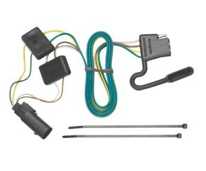 Trailer Wiring Harness Kit For 08 12 Ford Escape 08 11 Mazda Tribute Mariner New