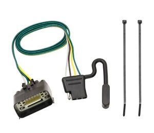 Trailer Wiring Harness Kit For 09 12 Ford Econoline E 150 E 250 E 350 Super Duty
