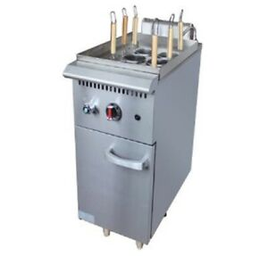 Pantin Commercial 6 Hole Gas Pasta Noodle Cooker With Cabinet Wjrm16 15413