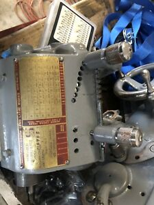 South Bend Lathe Quick Change Gearbox 9