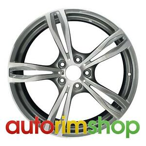 Bmw M5 2012 2013 2014 2015 2016 20 Factory Oem Bmw Style 343 Front Wheel Rim