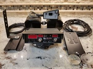 Kustom Signals Pro 1000ds K Band Police Radar Complete Excellent Condition Clean