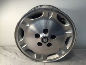 Jaguar Xj8 Machined 16 Inch Oem Wheel 1998 1999 Mnb6113da Mna6113aa 98 99