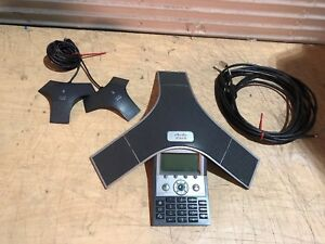 Cisco Cp 7937g Conference Phone W Mics