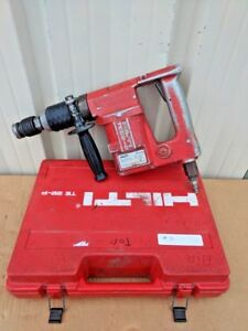 Hilti Te 22p 22 P Air Operated Hammer Drill Kit Pneumatic