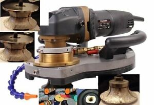 Ecoedge Polisher Granite Concrete 1 1 4 Half 1 1 4 1 1 2 Full Bullnose Router