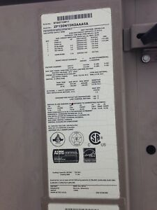 Pre Owned 10 Ton Rooftop Package Unit York 208 240 3ph