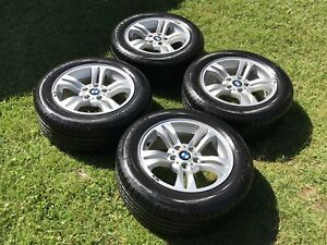 2004 2015 17 Bmw X3 style 112 E83 Oem Wheels Rims Tires Factory