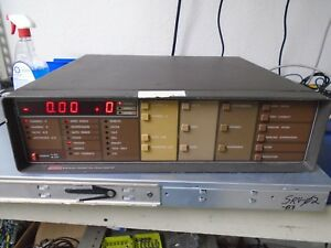 Keithley 619 Electrometer multimeter With Gpib 6193 And 6194 Modules