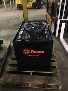 2012 48 Volt Forklift Battery 24x85x15