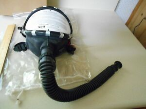 Scott Air Mask For Firefighters Painters Rescue Personnel Mfg pn 80150007
