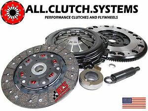 Acs Stage 1 Clutch Kit Race Flywheel 2012 2015 Honda Civic Si 2 4l K24