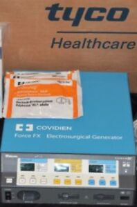 Refurbished Covidien Valleylab Force Fx c Electrosurgical Unit And Power Cord