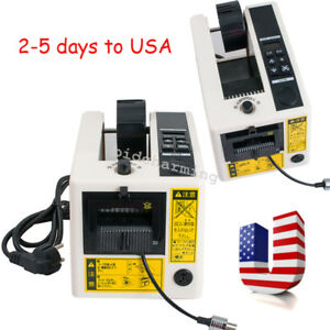 Usa Automatic Tape Dispensers Adhesive Tape Cutter Cutting Packaging Machine 18w