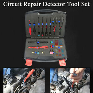 Automotive Circuit Repair Detector Sensor Signal Simulator Tool Set