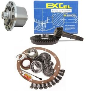 Gm 8 875 Chevy 12 Bolt Truck 4 10 Ring And Pinion Truetrac Posi Excel Gear Pkg