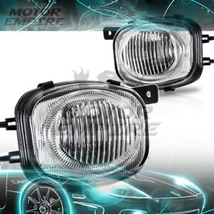 For 2000 2002 Mitsubishi Eclipse Oe replacement Fog Light