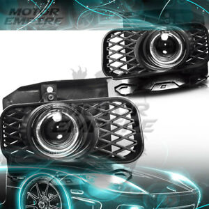For 1999 2002 Ford Expedition Halo Projector Fog Lights