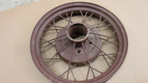 Model A Ford 1930 1931 19 Wire Wheel Mt 2260