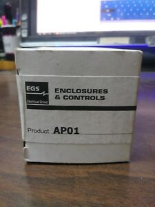 Egs Appleton Ap01 Ep Series Potentiometer Switch Hd 600 Vac Max 10 A Amp New In