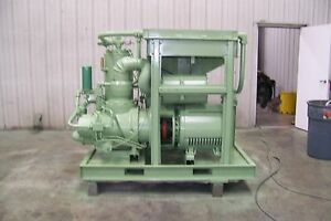 Sullair Ls20 100 100 Hp Rotary Screw Air Compressor Warranty New Cooling Packa