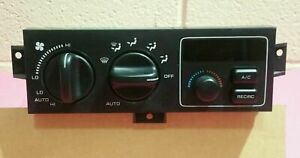 96 97 98 Jeep Grand Cherokee Limited A c Heater Atc Auto Climate Control Unit