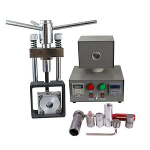 Dental Lab Equipment Flexible Denture Injection System Partial Machine