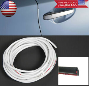 16 Ft White Edge Guard Protector Trim Strip Seal For Toyota Scion Door Trunk