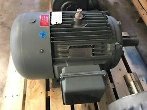 Worldwide 60 Hp Electric Motor 1785 Rpm 60 Hz 3 Phase 364t Frame 230 460