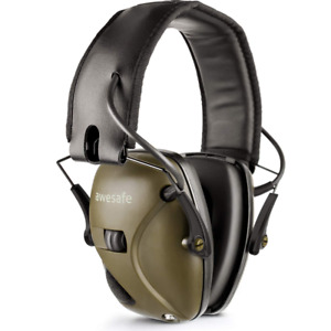 New Electronic Shooting Earmuff Awesafe Gf01 Noise Reduction Sound Amplificatio