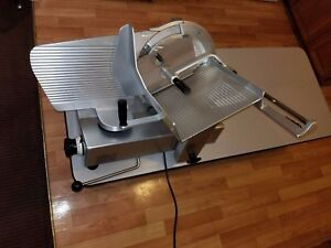 Bizerba Meat Cheese Bread Commercial Slicer Model Se 12